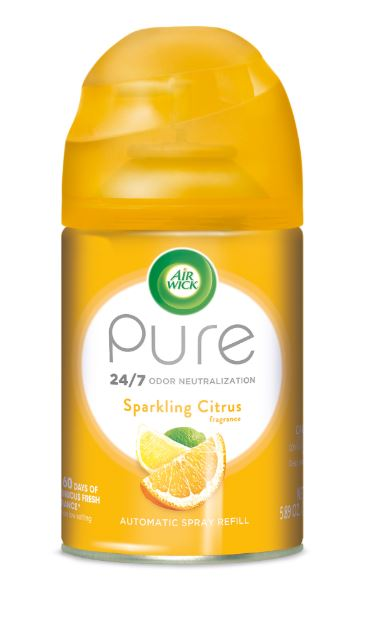 Air Wick Automatic Spray - Pure Sparkling Citrus 5.89 oz